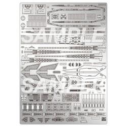 QG61 [1/4000スケール QGシリーズ No.61 SDF-1 マクロス要塞艦 ディティールアップエッチングパーツ]