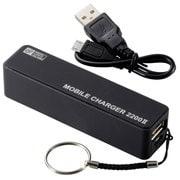 SMP-JMC22-K [リチウム電池充電器 モバイルチャージャー 2200 II ブラック]