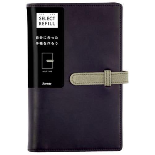 WBF61M [セレクトフィルカバー Bible システム手帳カバー ベルトタイプ グリーン]