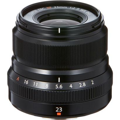 フジノンレンズ XF23mm F2 R WR ブラック [23mm/F2.0 富士フイルムXマウント]