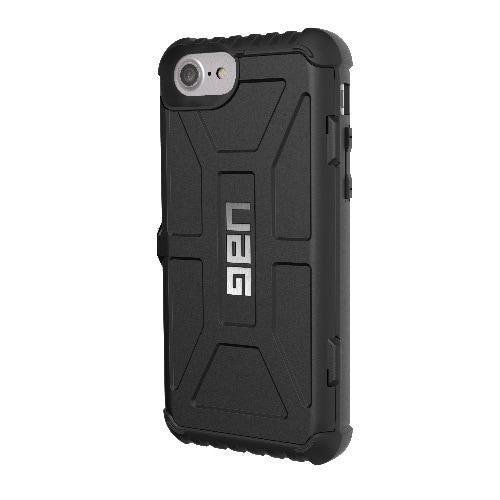 UAG-RIPH7N-BLK [iPhone 8/7/6s用 4.7インチ カード収納ケース ブラック]