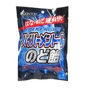 黄金糖 ハイパーメントール のど飴 80g [菓子 1袋]