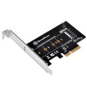 SST-ECM21 [M.2 to PCI-E X4 adapter card]