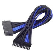 SST-PP07-MBBA [EXT.CABLE M/B 24pin BLACK&BLUE]