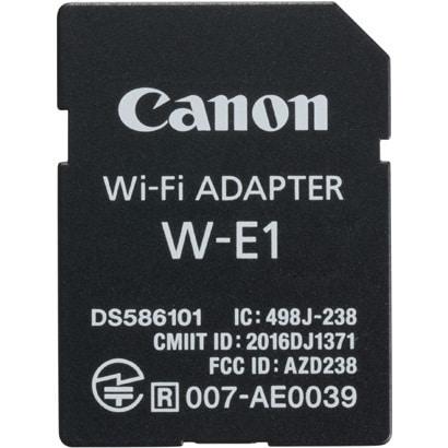 W-E1 [Wi-Fiアダプター]