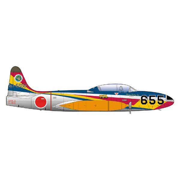 AC-20 [1/72スケール エアクラフトシリーズ No.20 航空自衛隊 T-33 航空総隊司令部飛行隊創設40周年記念塗装機]