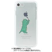 DS8276i7 [iPhone 7用 4.7インチ  ケース ソフトCLケース おえかきザウルス GR]