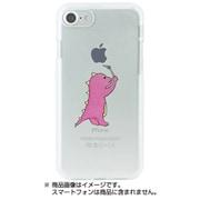DS8277i7 [iPhone 7用 4.7インチ  ケース ソフトCLケース おえかきザウルス PK]