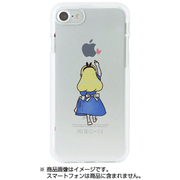 DS8279i7 [iPhone 7用 4.7インチ  ケース ソフトCLケース アリス]