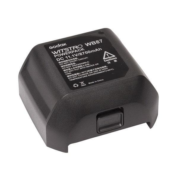 GX WB87 AD600用 リチウムバッテリー