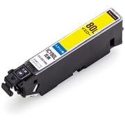CC-EIC80LYL [EPSON ICY80L互換インク 使い切りタイプ イエロー]