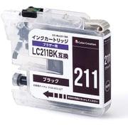 CC-BLC211BLK [BROTHER LC211BK互換インク 使い切りタイプ ブラック]