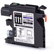 CC-BLC111BLK [BROTHER LC111BK互換インク 使い切りタイプ ブラック]