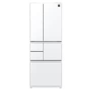 SJ-GT51C-W [冷蔵庫 (505L・フレンチドア) ピュアホワイト]