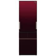 SJ-GT42C-R [プラズマクラスター冷蔵庫 (415L・どっちもドア) 4ドア グラデーションレッド]