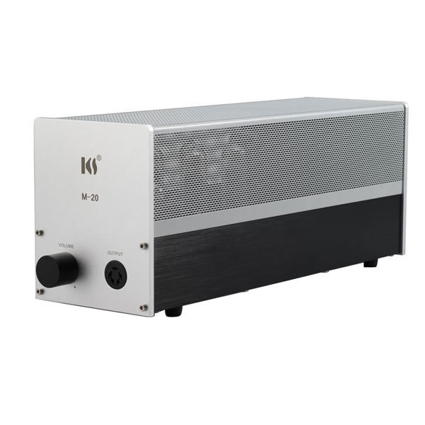 M-20 [真空管ヘッドフォンアンプ エレクトロスタティック型ヘッドフォン出力対応]
