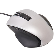 MUS-UKF120SL [BlueLED 有線マウス Z 5ボタン Sサイズ シルバー]