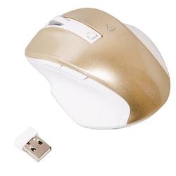 MUS-RKF119GL [BlueLED 無線マウス Z 5ボタン Sサイズ 2.4GHz ゴールド]