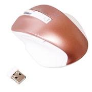 MUS-RKF119P [BlueLED 無線マウス Z 5ボタン Sサイズ 2.4GHz ピンク]