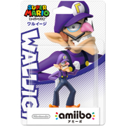 amiibo(アミーボ) ワルイージ (スーパーマリオシリーズ) [ゲーム連動キャラクターフィギュア]
