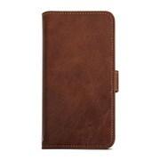 RK-LCC01M [iPhone 7用 Flip Leather Case 手帳型ケース ブラウン]