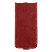 RK-LCC21R [iPhone 7用 Flip Leather Case 高品質レザーケース レッド]