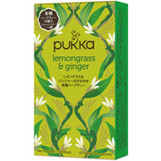 Pukka(パッカ) レモングラス&ジンジャー 有機ハーブティー 10TB