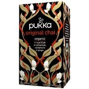 Pukka(パッカ) オリジナルチャイ 有機ハーブティー [20TB]