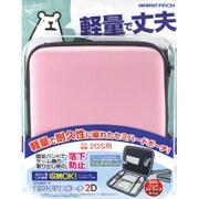 2WF1906 [ニンテンドー2DS用 スリムEVAポーチ2D ピンク]