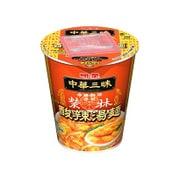 中華三昧タテ型 赤坂榮林 酸辣湯麺 [66g]