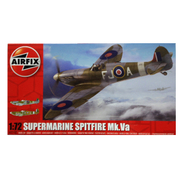 スーパーマリン スピットファイア Mk.Va イギリス空軍戦闘機 [1/72 エアクラフトシリーズ]
