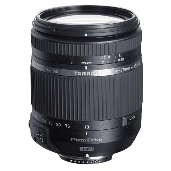 18-270mm F3.5-6.3 Di II VC PZD 【B008TSN】 [18-270mm/F3.5-6.3 ニコンFマウント APS-Cサイズ用レンズ]