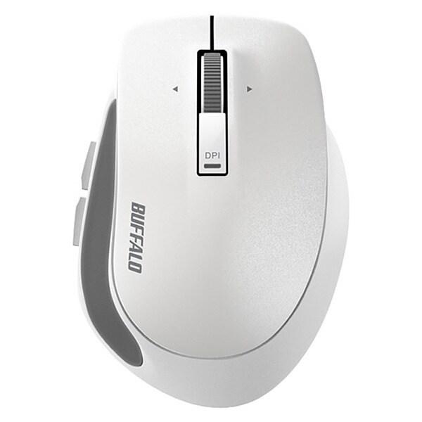 BSMBW500SWH [無線 BlueLED プレミアムフィットマウス Sサイズ ホワイト]