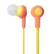 LBT-HPC12MPF2 [Bluetoothワイヤレスイヤホン スマイル(オレンジ)]
