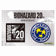 BIOHAZARD(バイオハザード) 缶バッジ 2個セット S.T.A.R.S. [キャラクターグッズ]