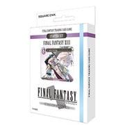FF-TCG ファイナルファンタジー・トレーディングカードゲーム スターターセット ファイナルファンタジー XIII 日本語版 [トレーディングカード]