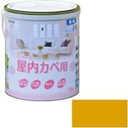 New水性インテリアカラー 屋内カベ用 1.6L マリーゴールド [塗料]