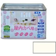 New水性インテリアカラー 屋内カベ用 5L バニラホワイト [塗料]