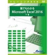 誰でもわかるMicrosoft Excel 2016 下巻