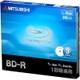 録画用25GB 1-6倍速対応 BD-R追記型 ブルーレイディスク 3枚入り VBR130RP3D1