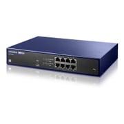 BSH-GP08 [IEEE802.3at(Type2) PoE対応 8ポートスイッチングハブ]