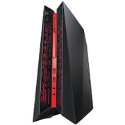G20CB-P1060 [ROGシリーズ Core i5-6400/メモリ 8G/HDD 1TB/NVIDIA Pascal1060/VRAM 6GB/DVDスーパーマルチドライブ/Windows 10 Home 64ビット/KINGSOFT Office Standard 30日間無料体験版/ブラック]