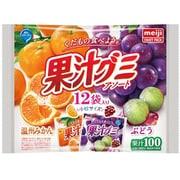 果汁グミ アソート 156g [菓子 1袋]