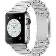 Apple Watch Series 2 - 38mmステンレススチールケースとシルバーリンクブレスレット