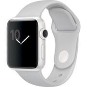 Apple Watch Edition - 38mmホワイトセラミックケースとクラウドスポーツバンド