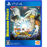 NARUTO-ナルト- 疾風伝 ナルティメットストーム4 Welcome Price!! [PS4ソフト]
