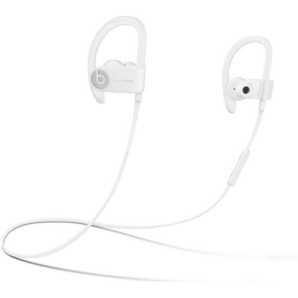Powerbeats3 Wirelessイヤフォン ホワイト [ML8W2PA/A]