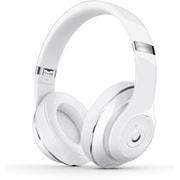 Beats Studio Wirelessオーバーイヤーヘッドフォン グロスホワイト [MP1G2PA/A]