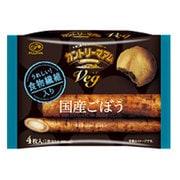 カントリーマアムVeg(国産ごぼう) 4枚 [菓子 1袋]