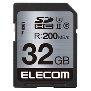 MF-FS032GU23R [SDHCカード 32GB UHS-II U3対応 200MB/s]